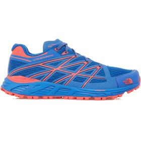 The North Face Ultra Endurance Shoes Dame blue quartz/rocket red